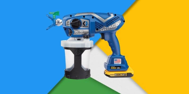 Best Handheld Paint Sprayer For Cabinets