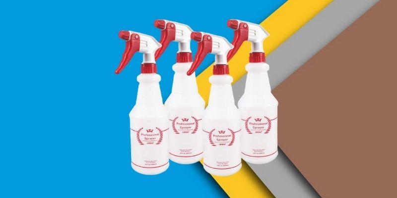 Best Chemical Resistant Spray Bottles