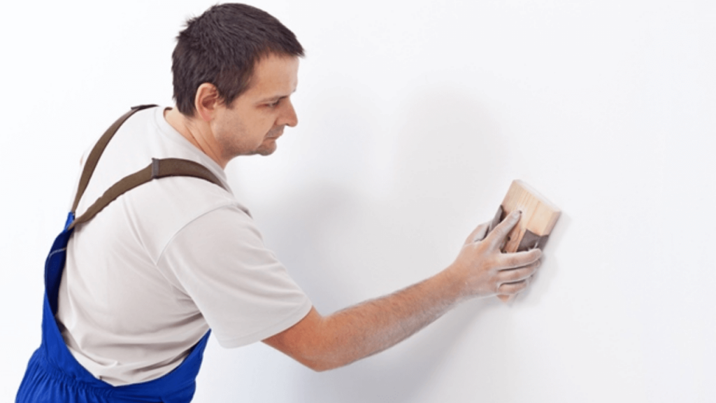 How To Remove Paint From Walls Fast